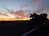 Sunset - Balladonia - WA
