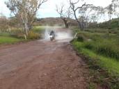 water crossing - SA