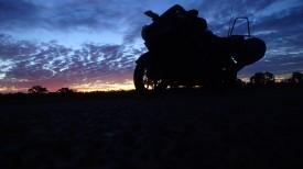 Sunset - Nyngan - NSW