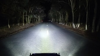 LED high beam