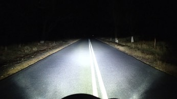 LED low beam