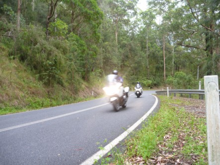 Oxley highway with the twins
