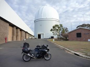 Sliding Springs telescope