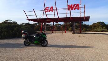 SA/WA Border