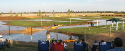 Jetboat racing at Temora March09