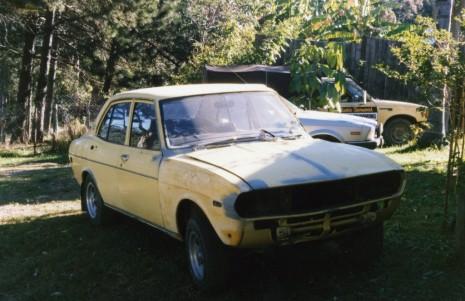 My 1972 RX2
