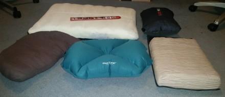 Camp pillows