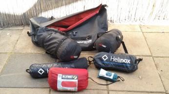 Zed14 camping gear