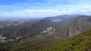 Zed14 overlooking Halls Gap