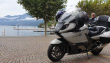 On your - K1600GT at Ascona Switzerland